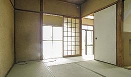 上賀茂朝露ヶ原町テラスハウス写真