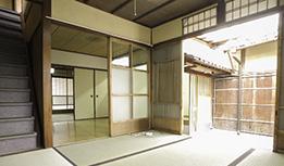紫野大徳寺町貸家写真