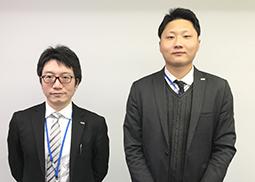 国際営業部(左京) スタッフ